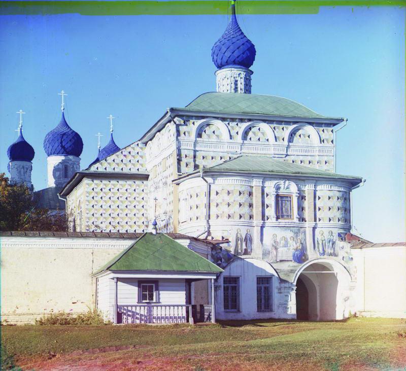 Макариево-Унженский монастырь (Макарьев)