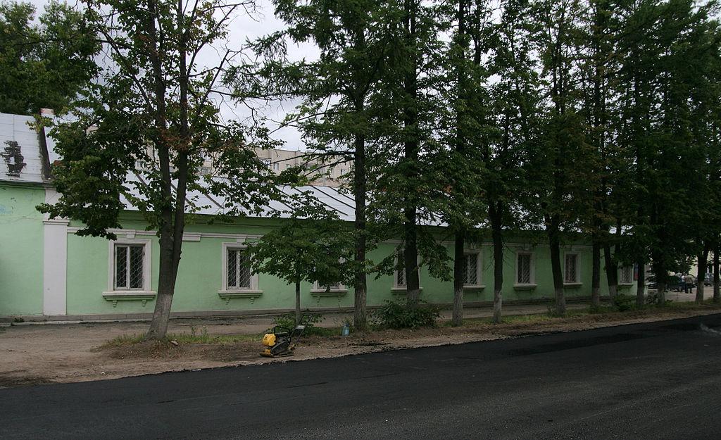 Здание Императорского конного завода (Александров)