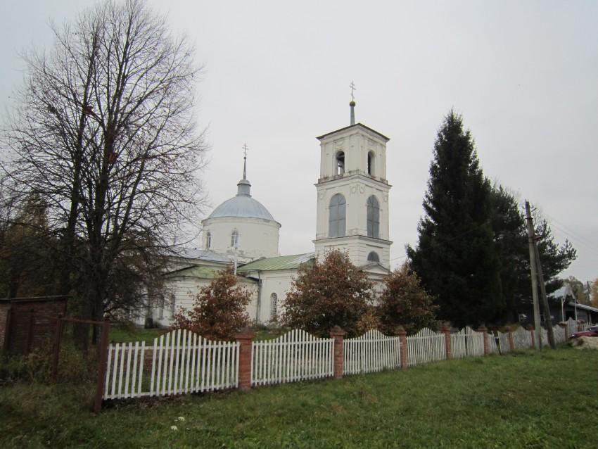 Богоявленская церковь (Мишнево) (Суворов)