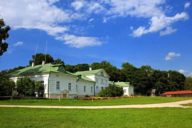 Усадьба-музей Льва Толстого «Ясная поляна» (Тульская область)
