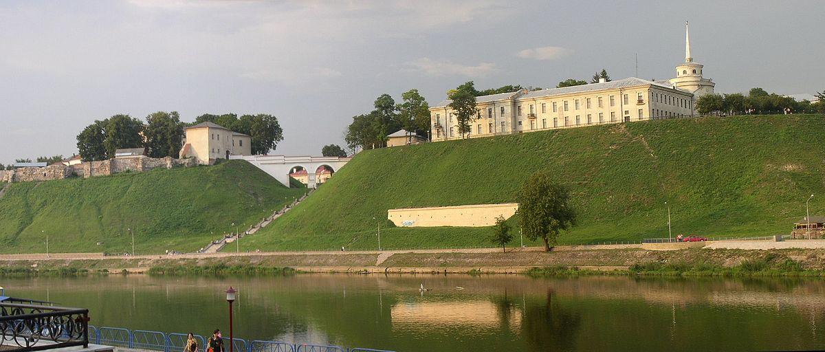 Новый замок (Гродно)