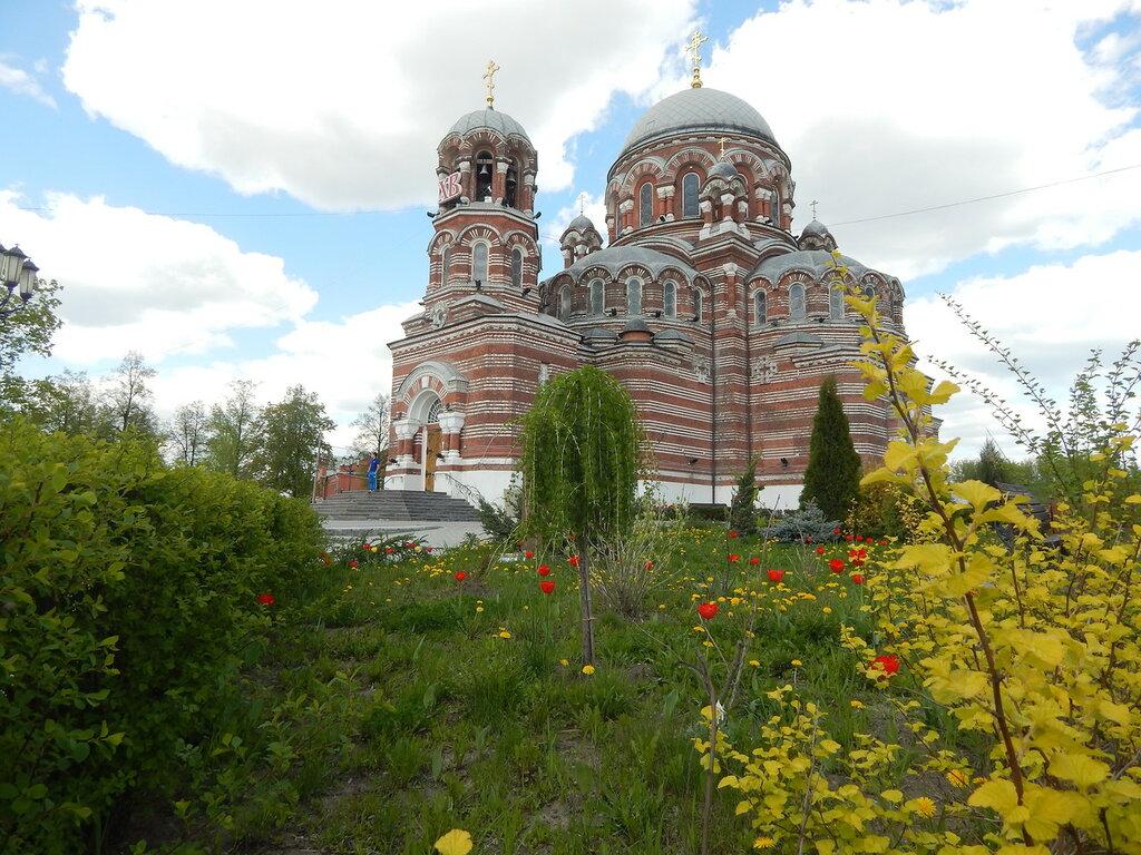 Троицкая церковь в Щурове (Коломна)