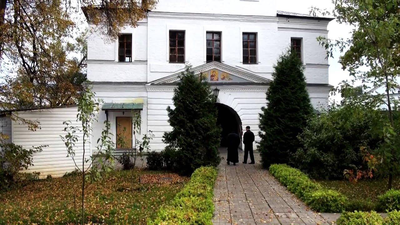 Троицкий Стефано-Махрищский монастырь (Александров)