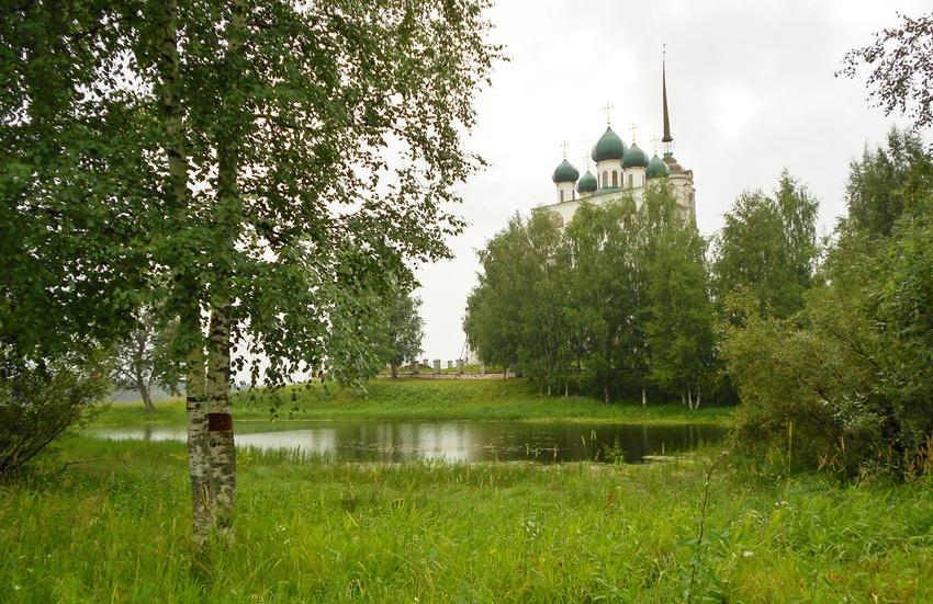 Озеро Жемчужное (Сольвычегодск)