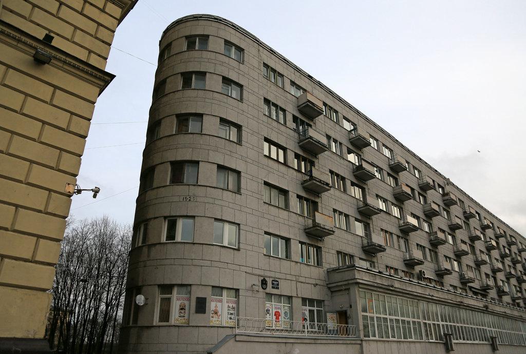 Дом-коммуна общества политкаторжан (Санкт-Петербург)