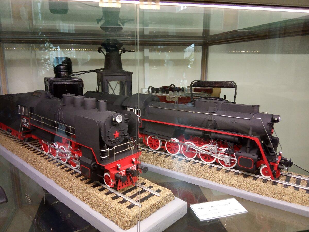 Музей железнодорожного транспорта (Псков)