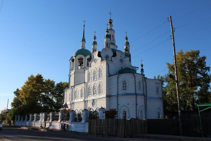 Успенский собор (Енисейск)