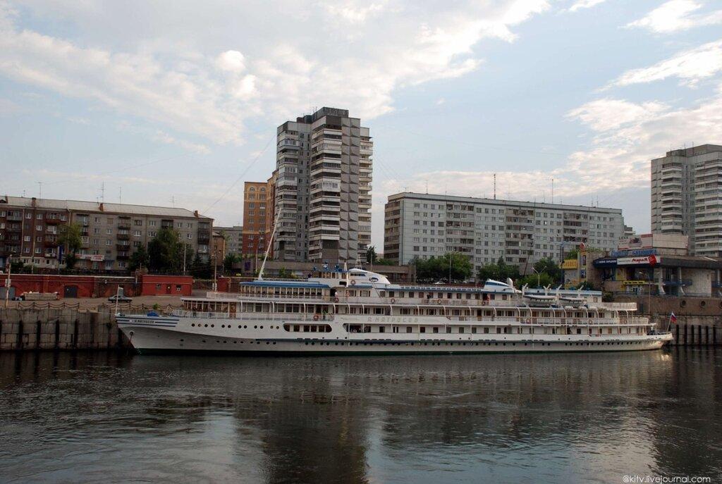 Речной порт (Енисейск)