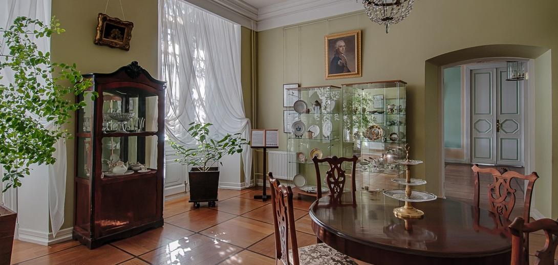 Музей-усадьба «Лопасня-Зачатьевское» (Чехов)
