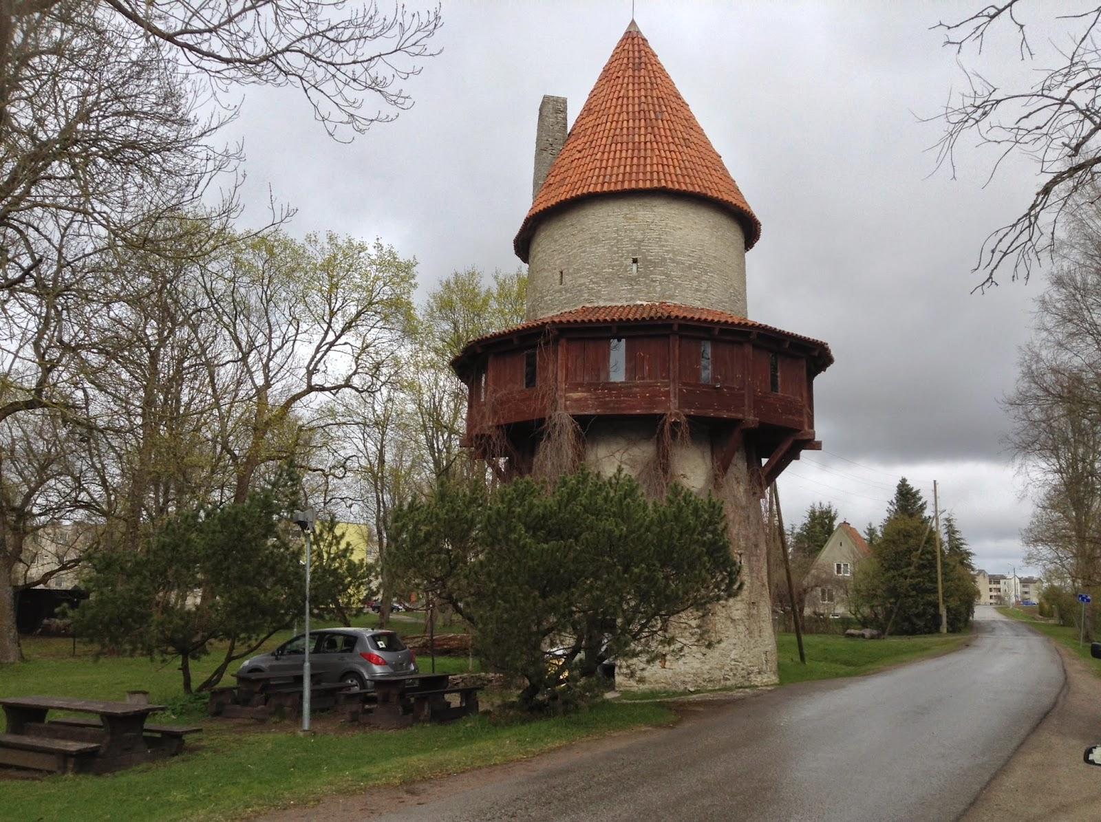 Башня Кийю (Эстония)