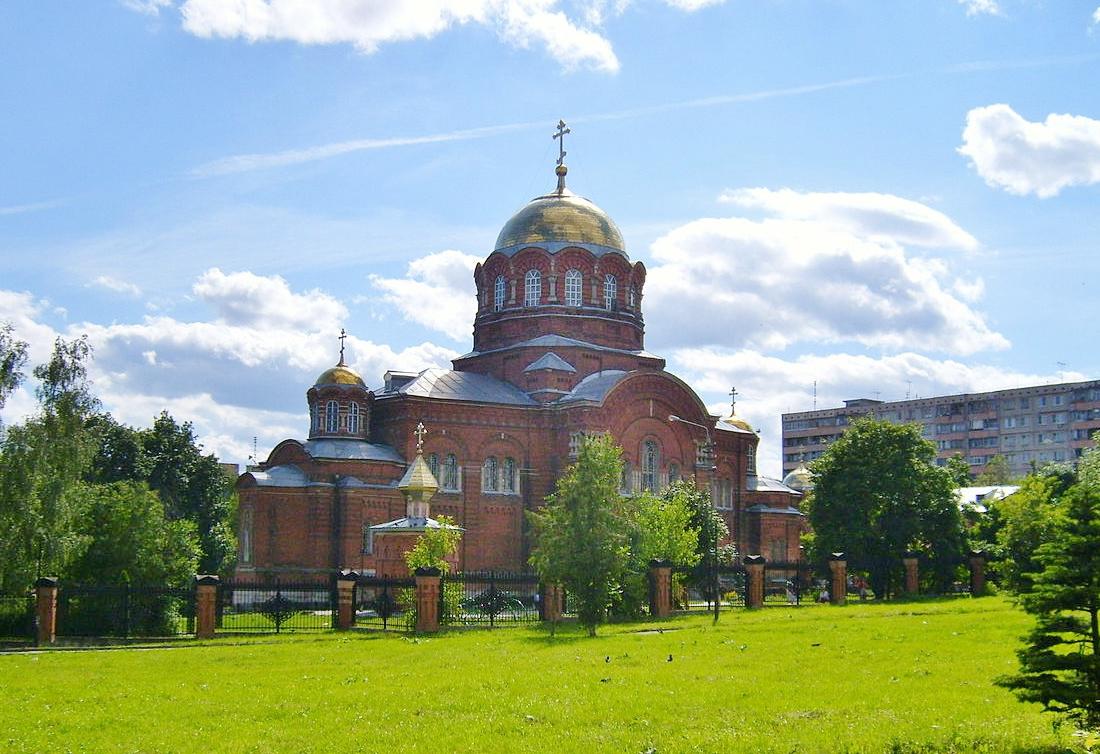 Церковь Сергия Радонежского (Тула)