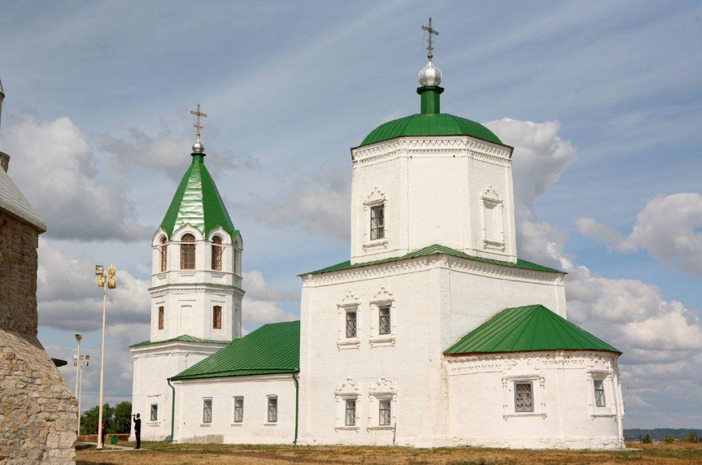 Церковь Успения Пресвятой Богородицы (Болгар)
