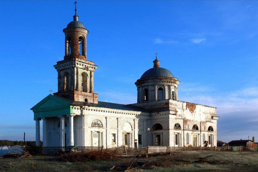 Церковь Николая Чудотворца в Еланской (Вёшенская)