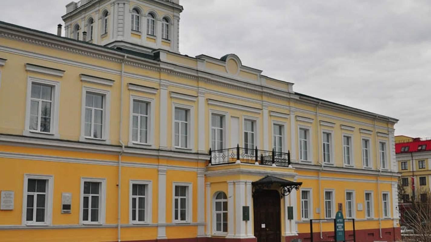 Дворец генерал-губернатора Степного края (Омск)