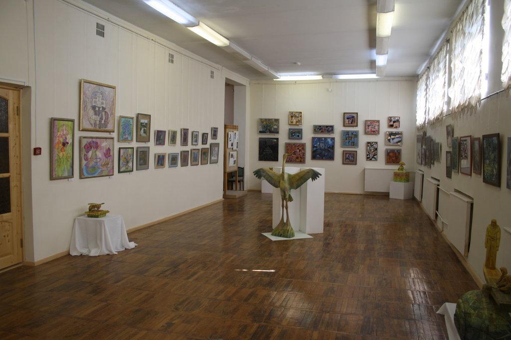 Тарусская картинная галерея (Таруса)