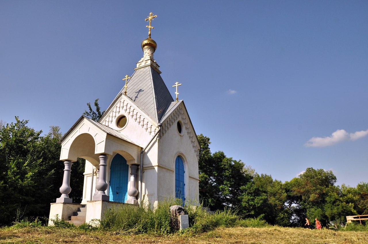 Мемориал на Монастырском урочище (Старочеркасская)