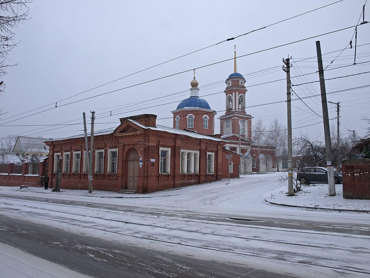 Михайловская церковь (Курск)