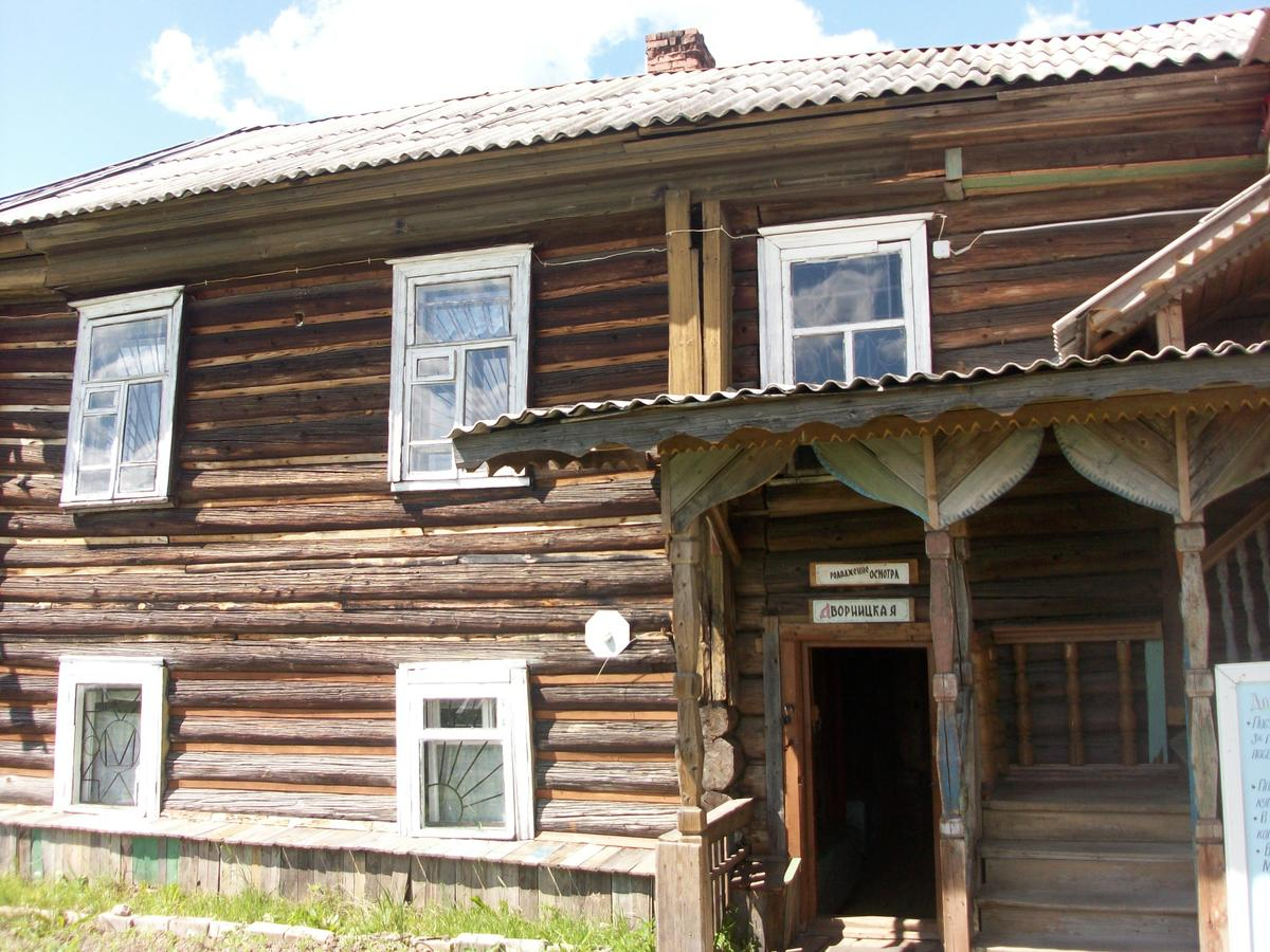 Музей купечества «Махаев двор» (Мышкин)