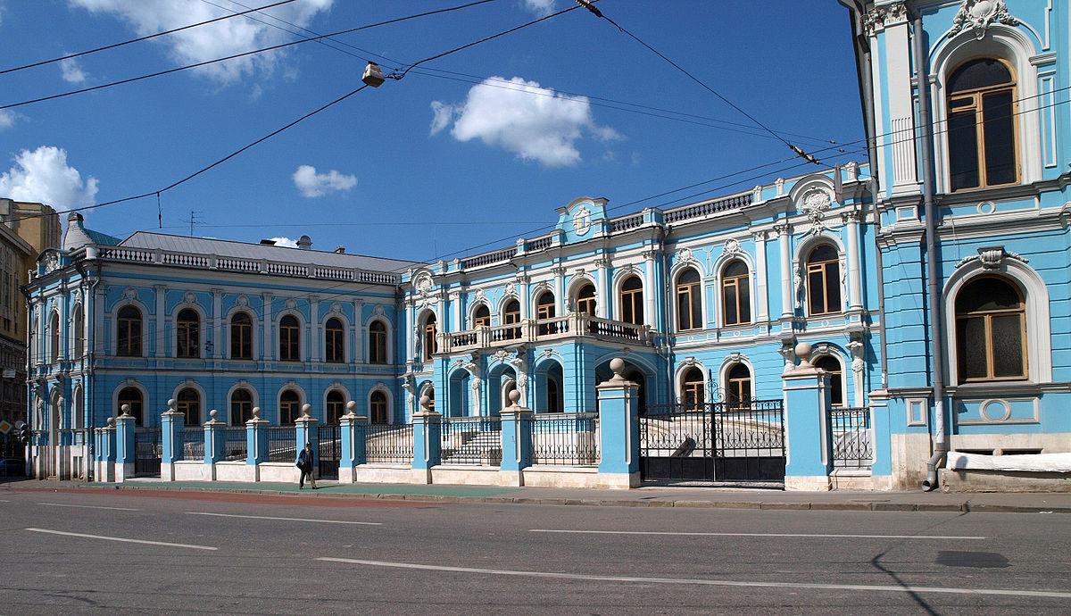 Бывший особняк Черткова (Москва)