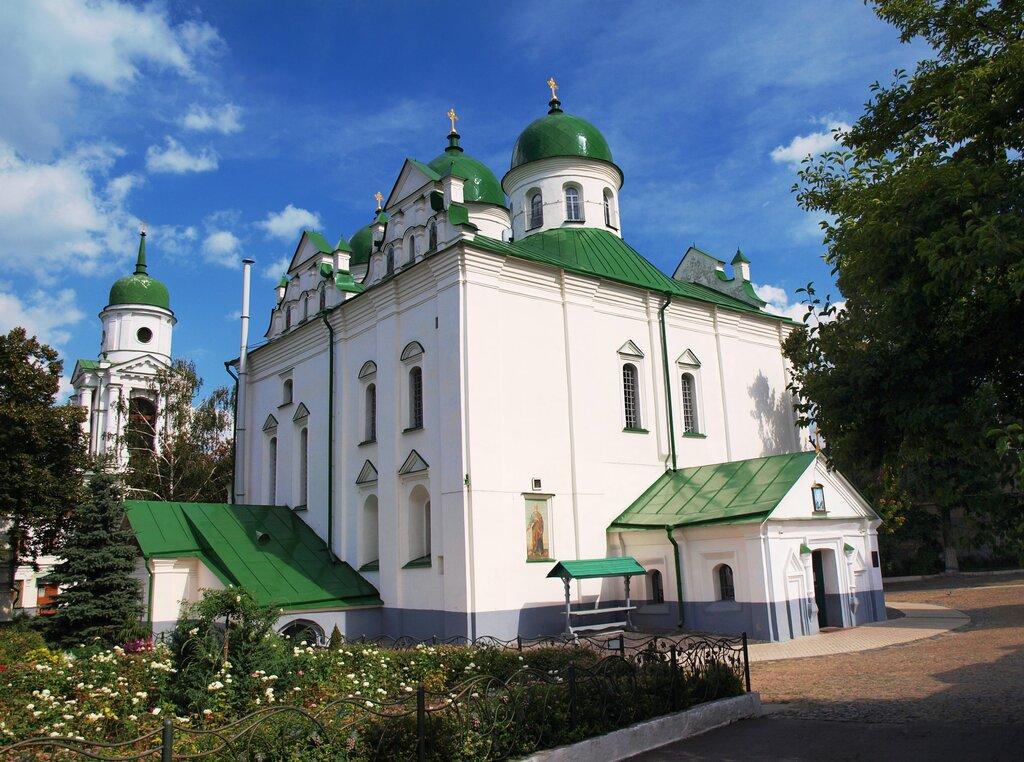 Флоровский монастырь (Киев)