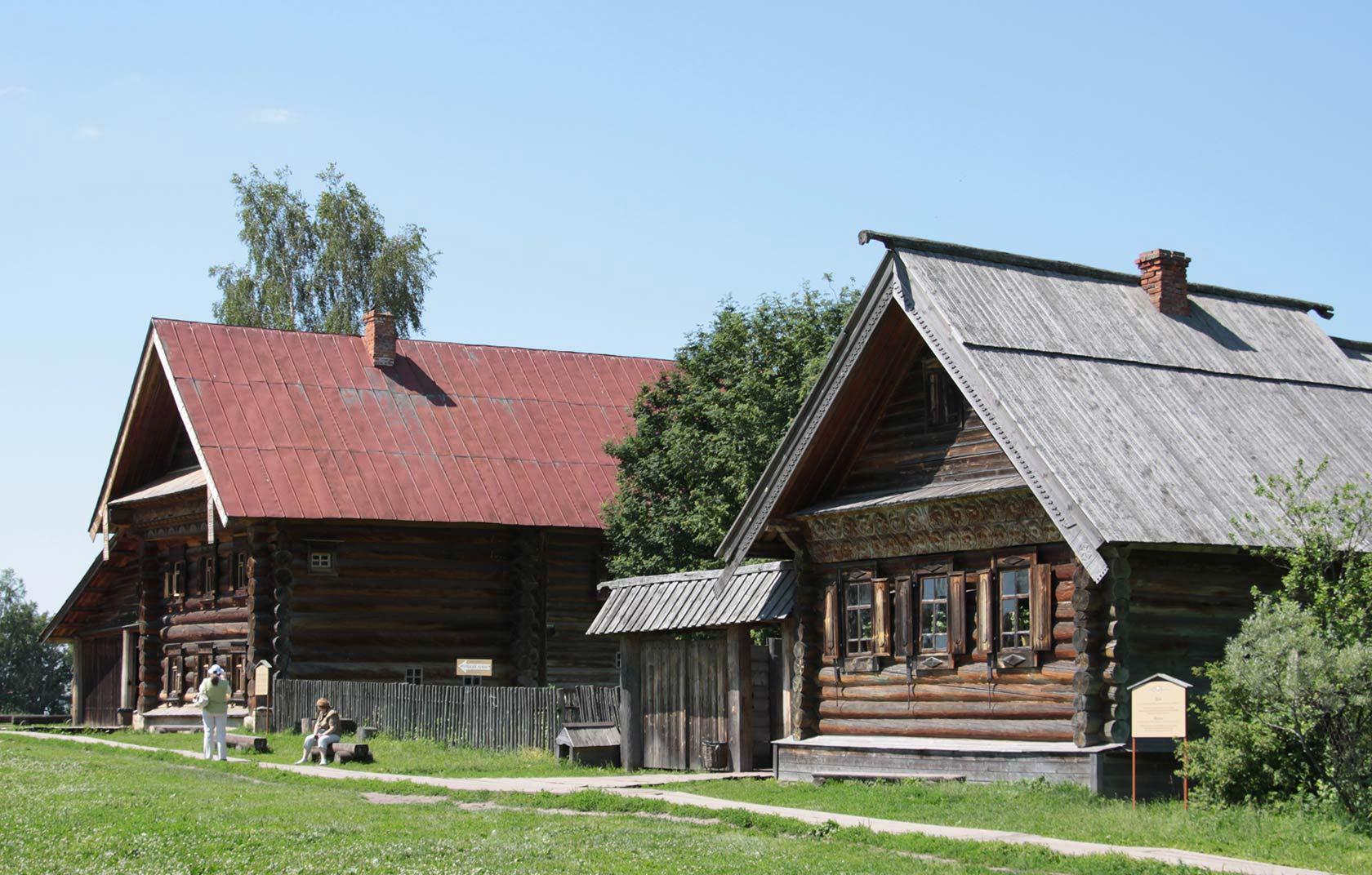 Музей «Приказная изба Покровского монастыря» (Суздаль)