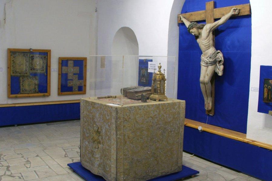 Музей цеpковной старины (Тотьма)