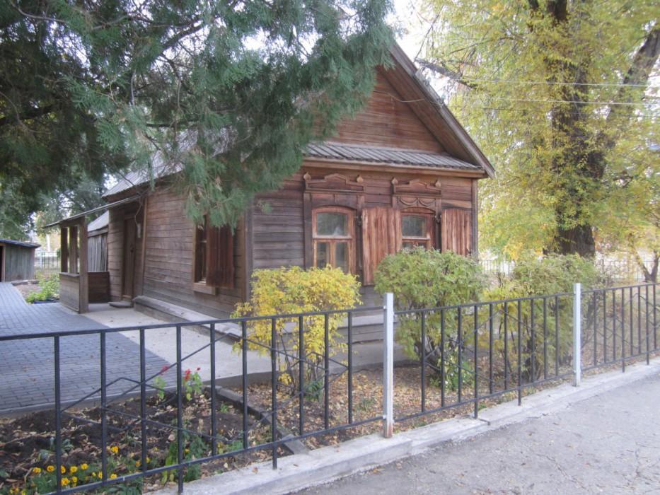 Дом-музей В. И. Чапаева (Балаково)