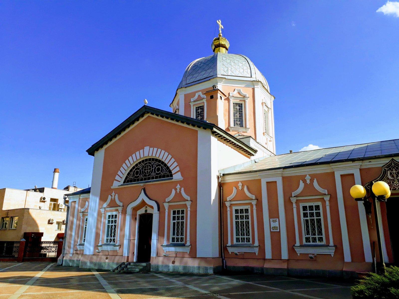 Воскресенско-Ильинская церковь (Курск)
