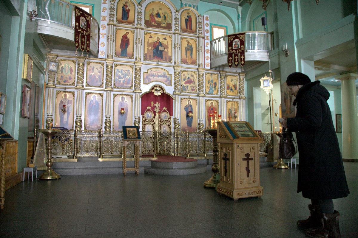 Церковь Святителя Стефана Пермского (Ухта)