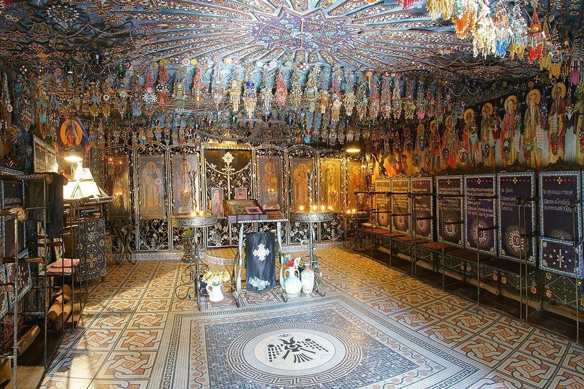 Бисерный храм Анастасии Узорешительницы (Бахчисарай)