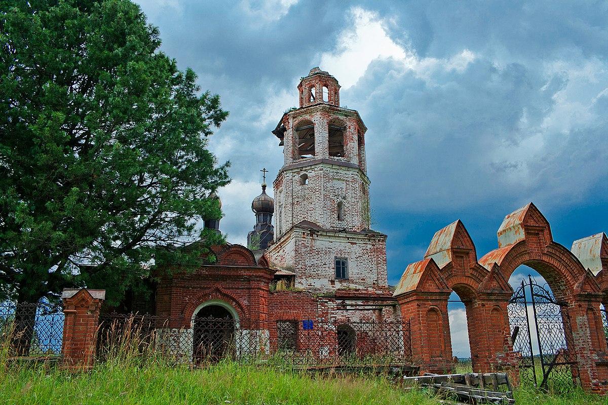 Христорождественская церковь (Искор) (Ныроб)