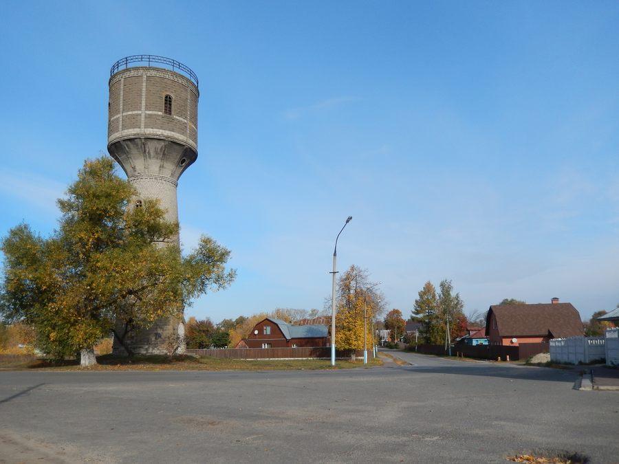 Водонапорная башня (Дрезна)