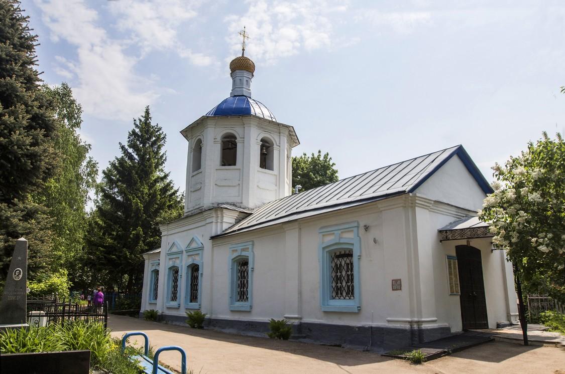 Тихвинская церковь (Арзамас)