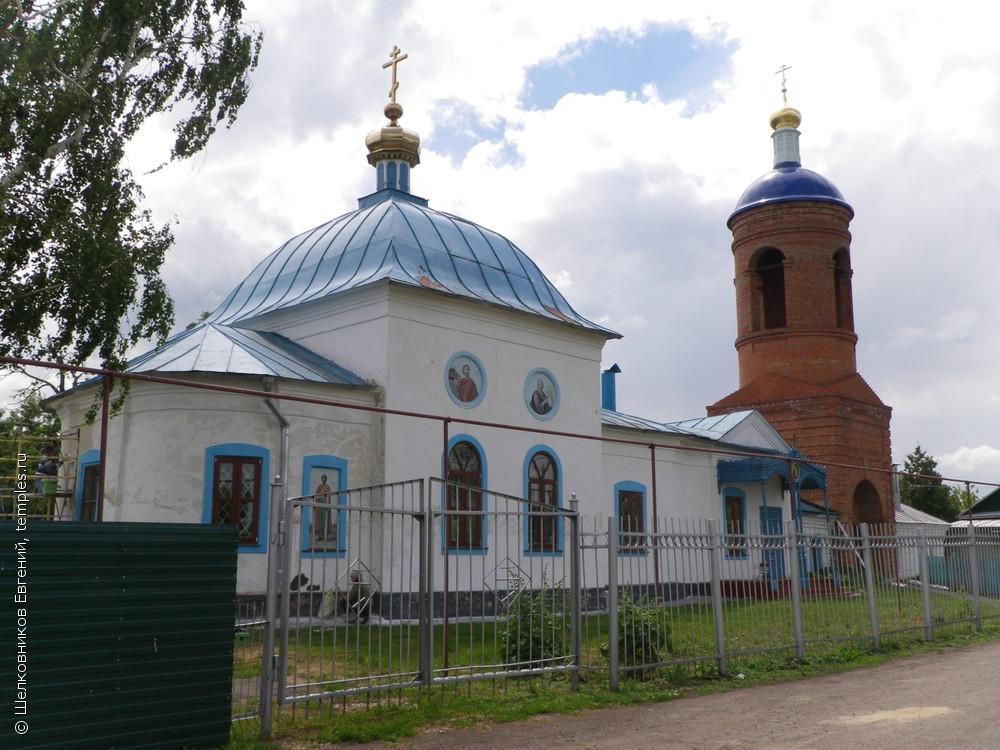 Иоанно-Предтеченская церковь (Епифань)