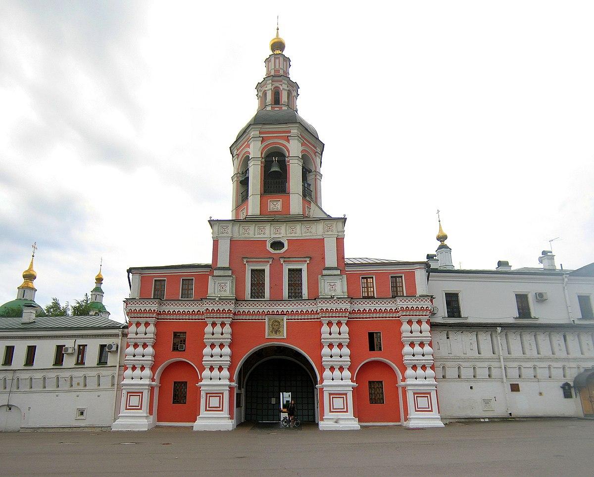 Свято-Данилов мужской монастырь (Москва)