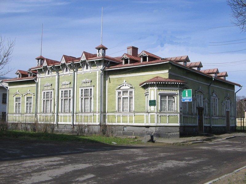 Региональный музей Северного Приладожья (Сортавала)