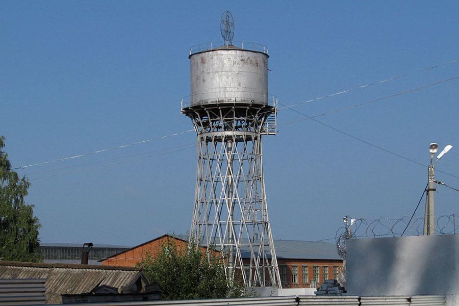 Водонапорная башня (Кукмор)