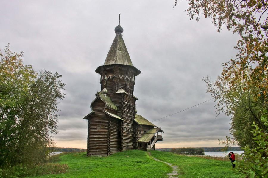 Успенская церковь (Кондопога)