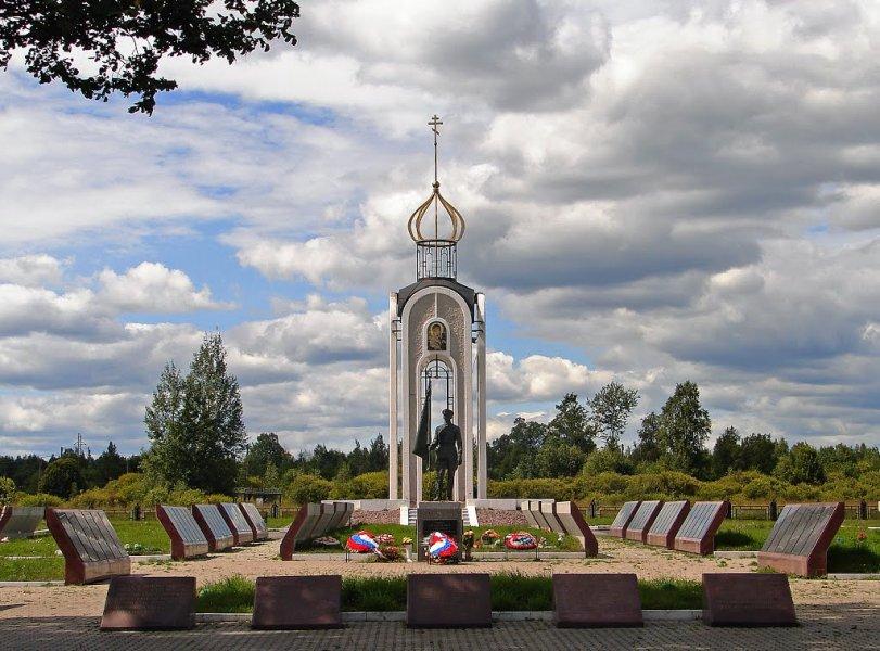 Мемориал 2-й ударной армии (Долина смерти) (Новгородская область)