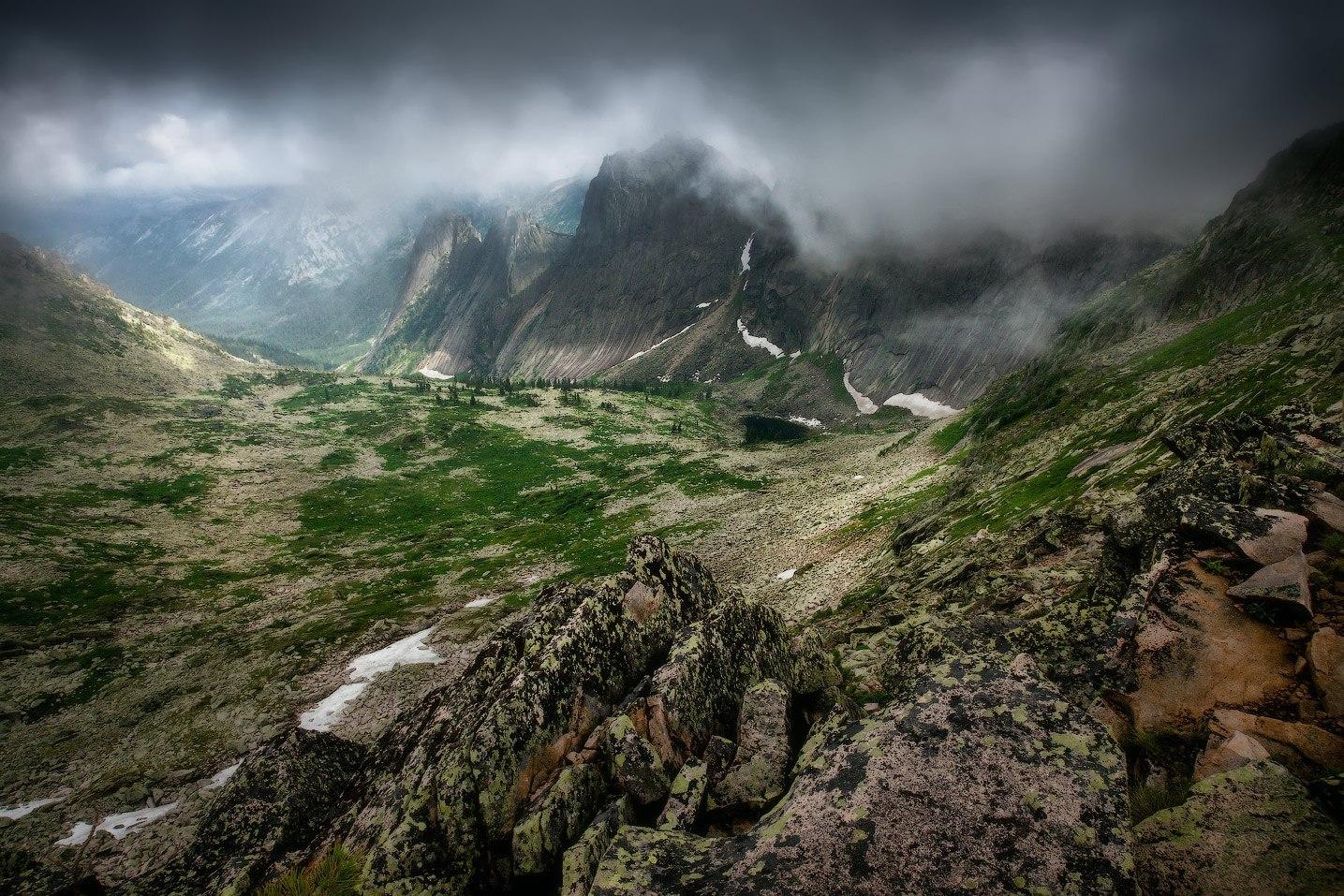 Природный парк «Ергаки» (Красноярский край)