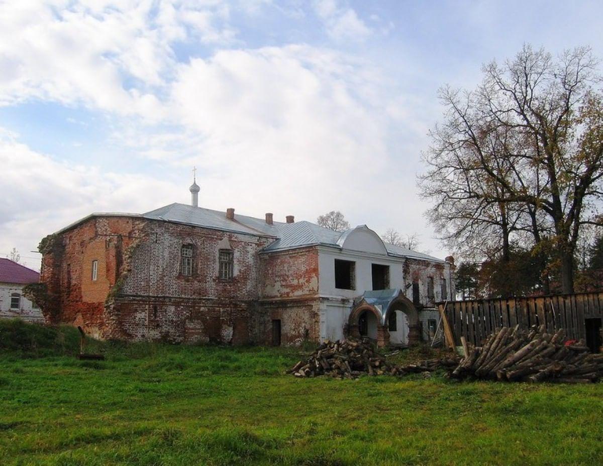 Адрианов Успенский монастырь (Пошехонье)