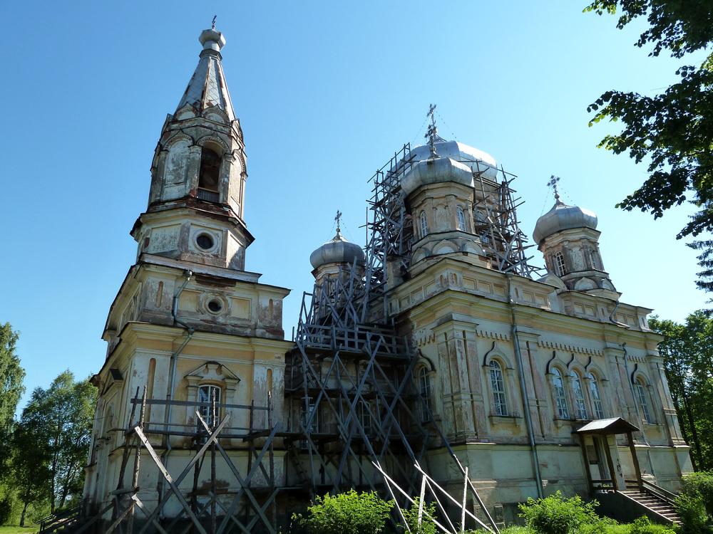 Сретенская церковь (Вытегра)