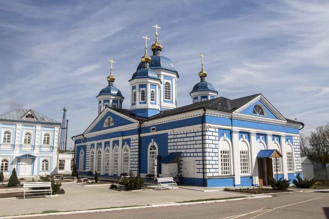 Оранский Богородицкий монастырь (Нижегородская область)