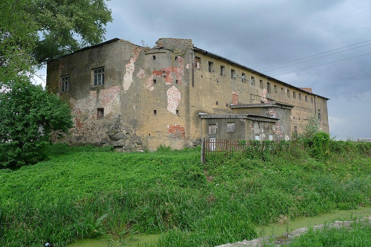 Замок Лабиау в Полесске (Калининградская область)