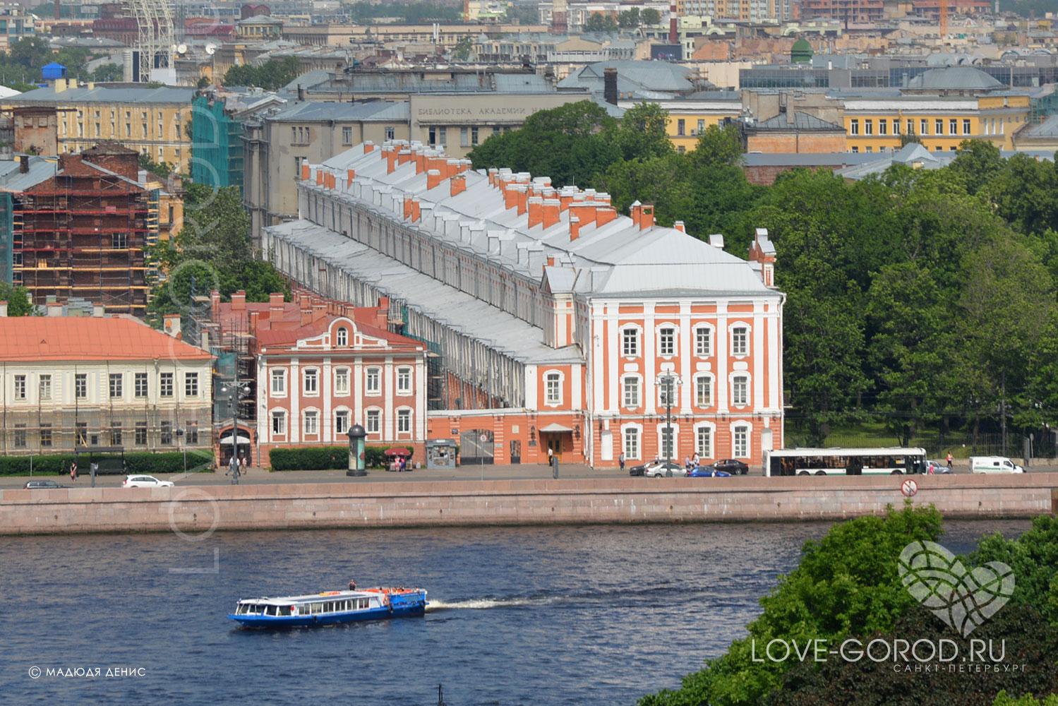 Здание Двенадцати коллегий (Санкт-Петербург)
