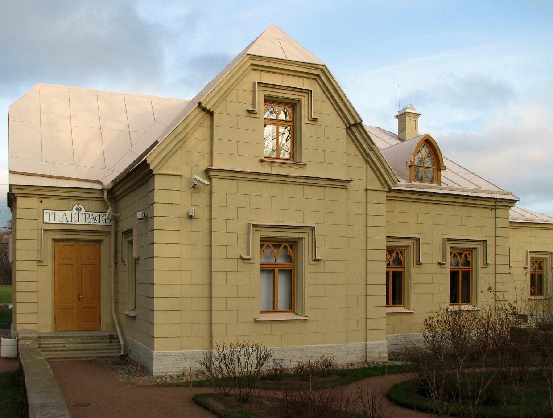 Музей «Императорская телеграфная станция» (Петергоф)