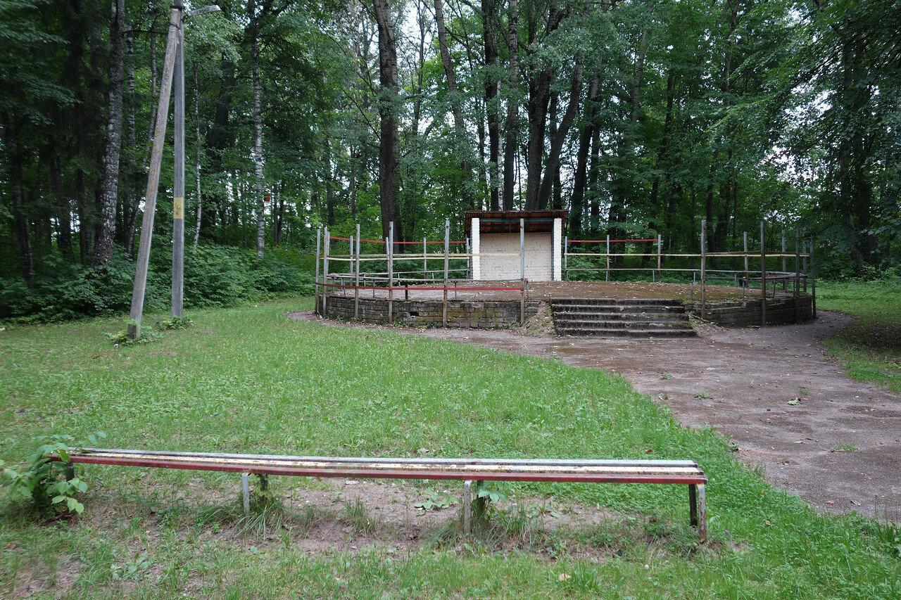 Приусадебный парк «Бельмонт» (Браслав)