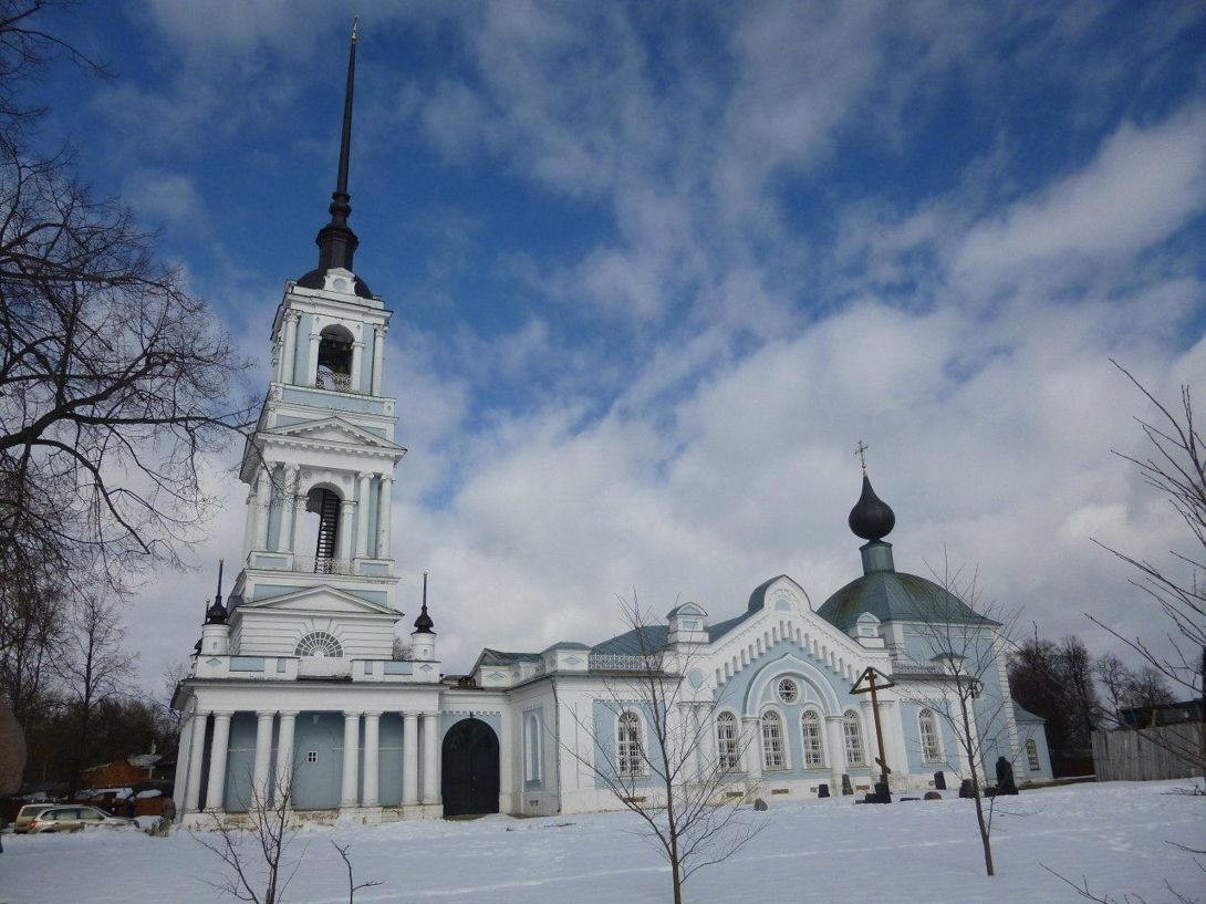 Церковь Вознесения Господня (Калязин)