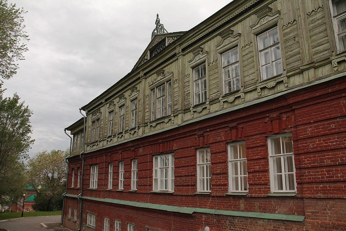 Музей «Симбирская чувашская школа. Квартира И. Я. Яковлева» (Ульяновск)