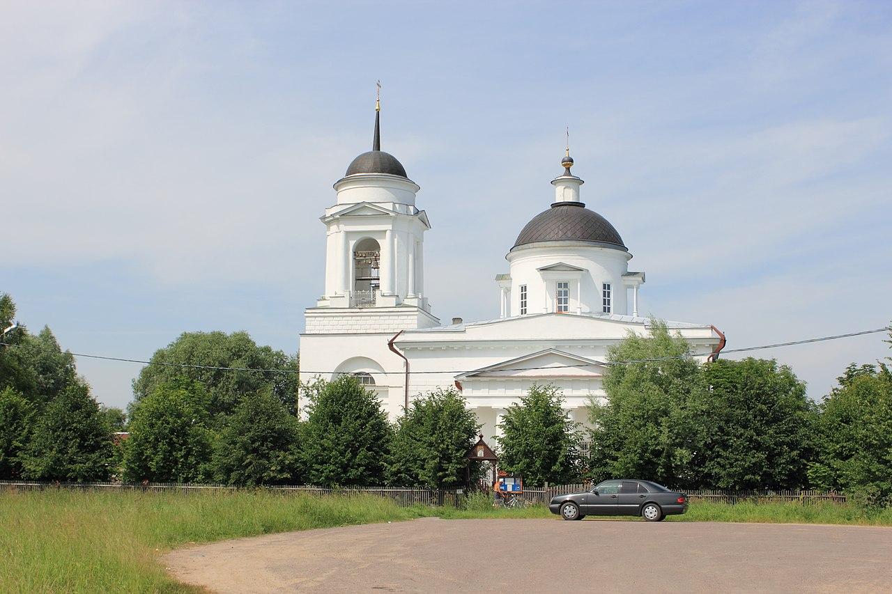 Церковь Михаила Архангела (Михайловское) (Домодедово)